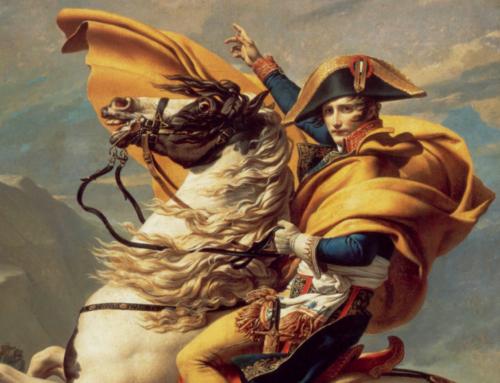 Come e perché Napoleone si accontentò di quadri e poderi eci lasciò i libri