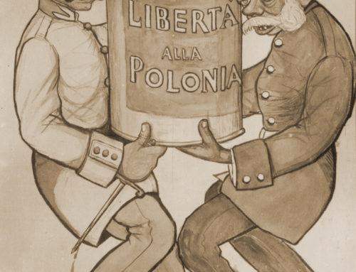 11 Novembre 2018 I polacchi in Italia nella Grande Guerra