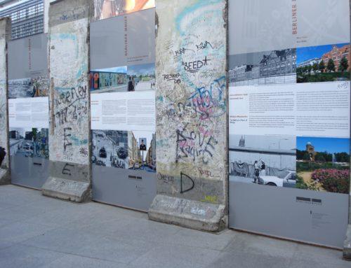 4 Marzo 2019  Quando il cielo era diviso  La caduta del muro di Berlino