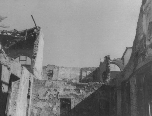 20 Ottobre 2019 Storie faentine del '900: distruzione del patrimonio artistico