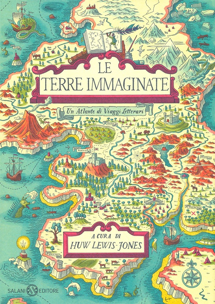 Le terre immaginate