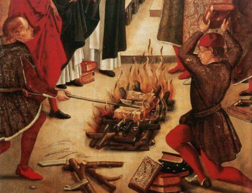 Bruciati, censurati, messi al bando. La vita difficile dei libri