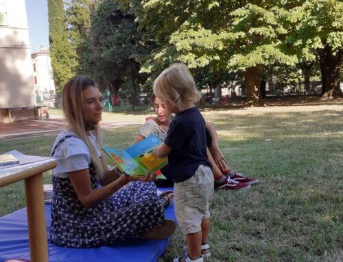 17 marzo 2021 Nati per leggere: la promozione della lettura ad alta voce  fin dalla tenera età