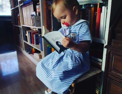 20 Novembre 2021  Il piccolo lettore Maisazio